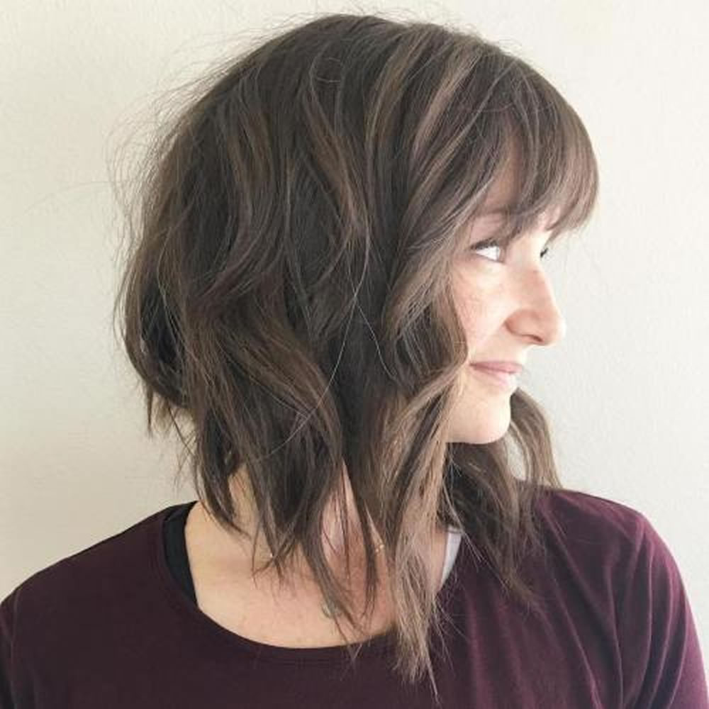 2019 short-long angled bob haircuts-Don't wait! 1