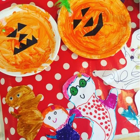 halloween craft ideas with preschoolers