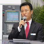 Mr. KH Park, President of Hyundai WIA America Corporation