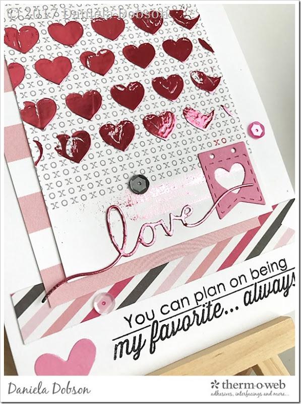 Love close by Daniela Dobson