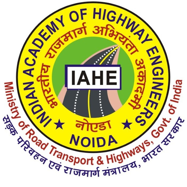 IAHE-Indian Academy of Highway Engineers Recruitment