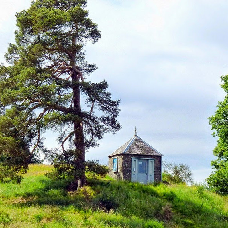 The Earthquake House of Comrie