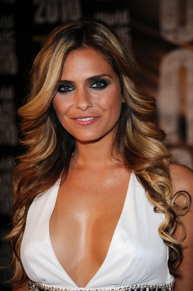 Clara Morgane World Music Awards 2010 Arrivals 1, Clara Morgane