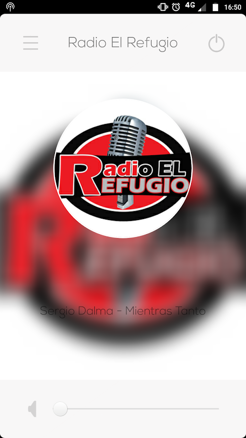 Radio El Refugio- screenshot