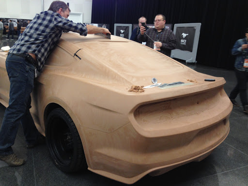 Ford Mustang Design Process - 14