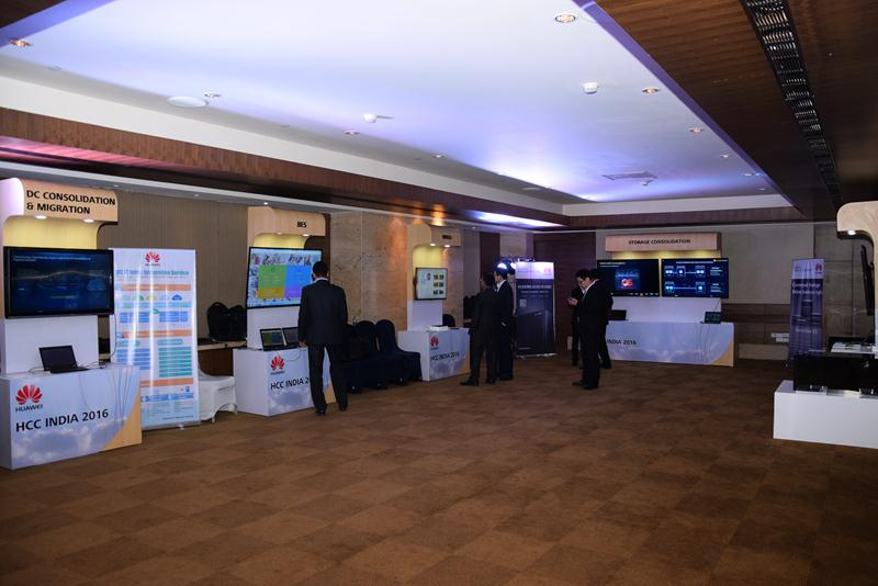 Huawei Cloud Congress India 2016 - 8