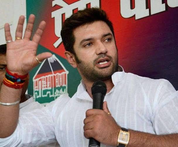 चिराग पासवान ने 'भोला बाबू' के परिवार को दिए 1 लाख 11 हजार, CM नीतीश को लिखा पत्र
