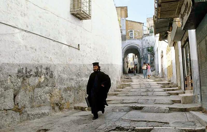 12. Greek Monk. Old City of Jerusalem