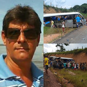 Morre em Santarém mais uma vitima do acidente entre um micro-ônibus e uma carreta na BR-163.