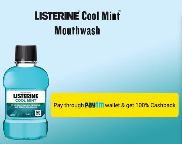 Lybrate - Get Free Sample of Listerine Cool Mint