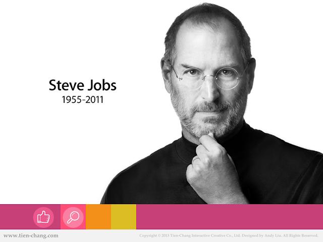 簡報技巧-賈伯斯(Steve Jobs)-蘋果公司(Apple)
