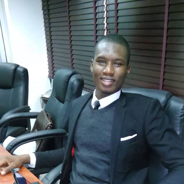 7 Things You Need To Know About The 24-Year-Old Law Lecturer, Kenneth Okwor Who Made History