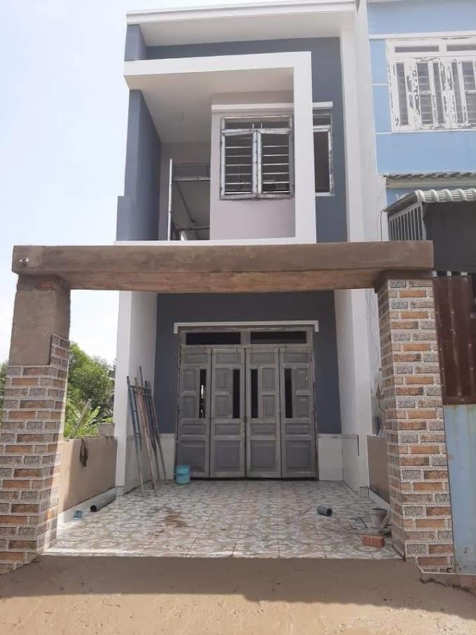 Chính chủ cần bán căn nhà Sổ Hồng Riêng mới xây xong ở Bình Chuẩn, Thuận An, Bình Dương. Giá chỉ 1ty580