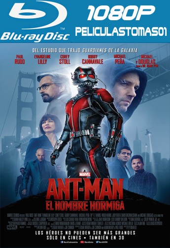 Ant-Man: El hombre hormiga (2015) BRRip 1080p