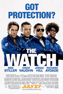 Đội Tuần Tra Tinh Nhuệ - The Watch poster