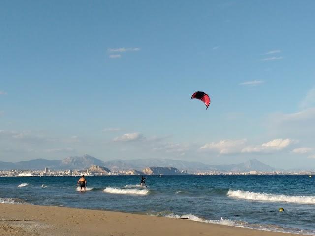 Playa El Altet Alicante