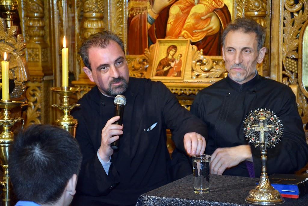 Pr. Vasile Cretu - Sf. Ilie - Gorgani, Sf. Antonie cel Mare - (123)