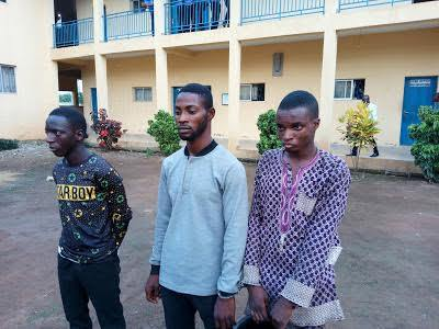 'How We Butchered Uniosun Student, Roasted Head For Rituals' – Alfa Confesses