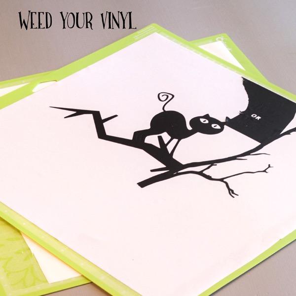 Weed Vinyl