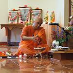 Swami Tyagananda Performs Puja
