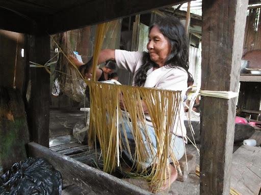 A Witoto Murui woman