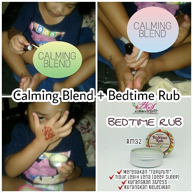Bedtime Rub by Auroma Scents