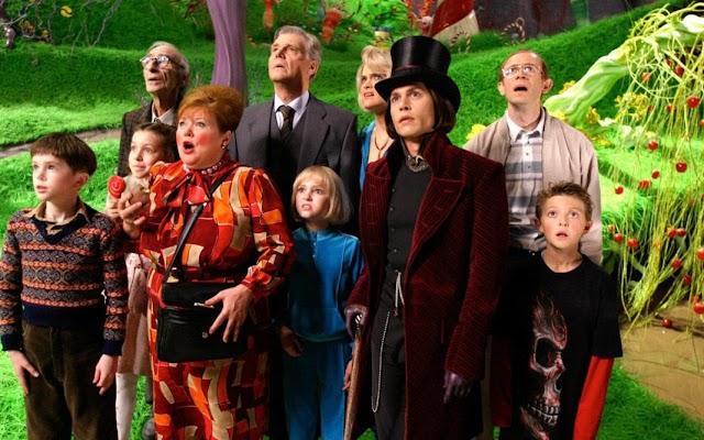 Sem Johnny Depp? Novo filme de Willy Wonka pode ter outro protagonista