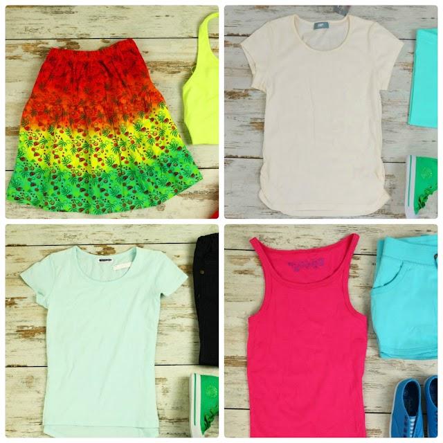 Одежда для девочек (возраст 10-12 лет)