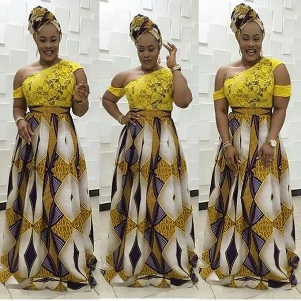 The best African clothing for women 2020 11
