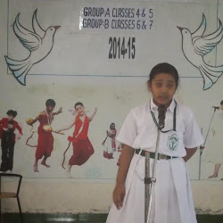 2014-05-09 Inter-House English Recitation Competition