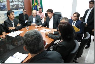 Reunião segurança - fot Ivanízio Ramos 2