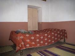 Srila Prabhupadas bed