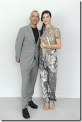 Eros Ramazzotti and Marica Pellegrinelli_By SGP