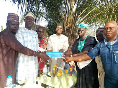 KABBA/BUNU ALL PROGRESSIVES CONGRESS (APC) RECONCILATORY/WARD TOUR REPORT SUBMITTED TO THE STAKEHOLDERS/EXECUTIVES BY THE CHAIRMAN OF THE RECONCILIATORY/WARD TOUR COMMITTEE...... WEMI OJO JONES