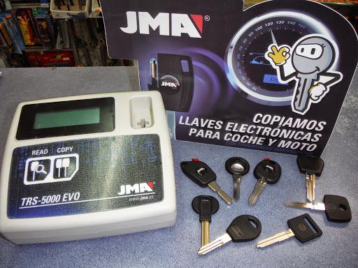 LLAVES ELECTRONICAS PARA COCHE Y MOTO