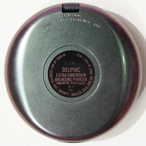 DelphicExtraDimensionBronzingPowderMAC1