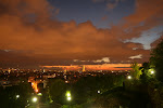 Panorama nocturne de Paris