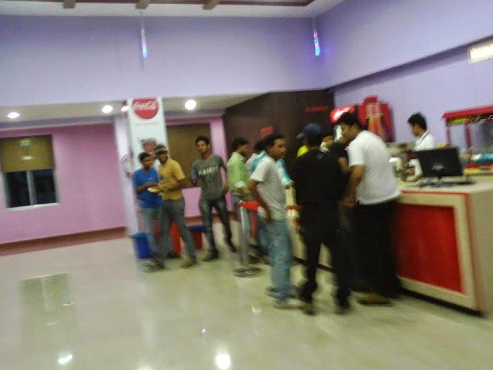 PSR Cinemas 2-Screen Multiplex in Rourkela