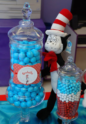 Cat in the Hat Birthday Supplies