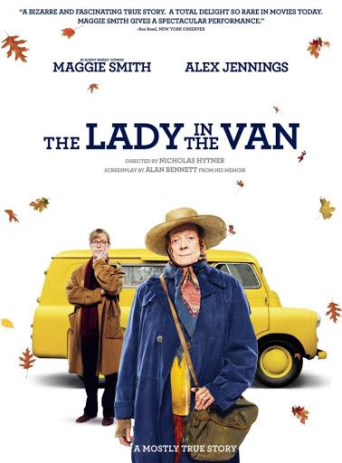 Η κυρία και το φορτηγάκι (The Lady in the Van) Poster