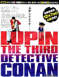 Lupin Iii Đối Đầu Thám Tử Conan - Lupin Iii Vs Detective Conan: The Movie poster