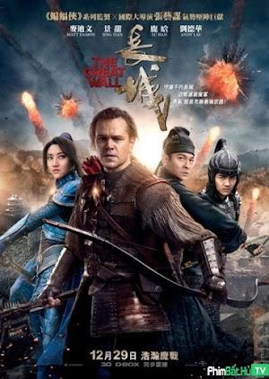 Phim Tử Chiến Trường Thành - The Great Wall (2017)