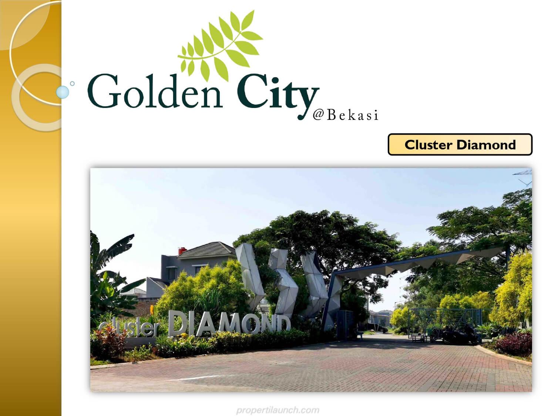 Cluster Diamond Golden City Bekasi