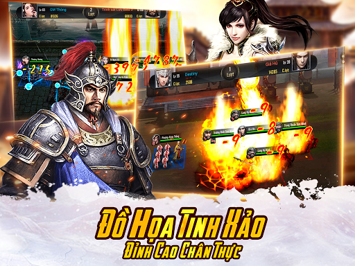 Tam Quu1ed1c Truyu1ec1n Ku1ef3 Mobile - Tam Quoc Truyen Ky 1.8.1 screenshots 14