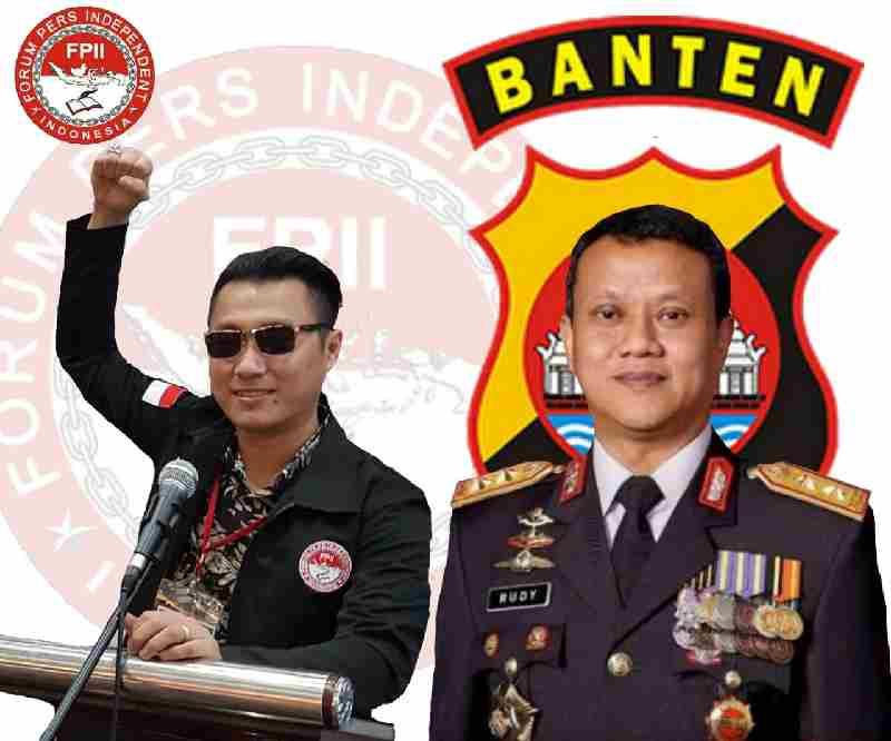 Seknas FPII Noven Saputera Apresiasi Kapolda Banten Tindak Tegas Oknum Polisi dan Meminta Maaf Kepada Korban
