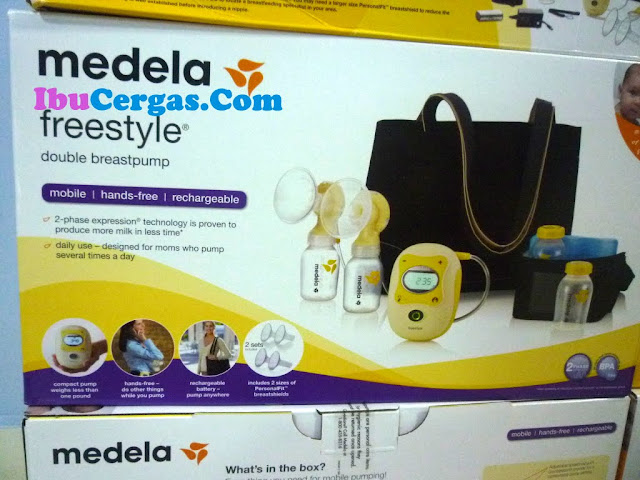 {focus_keyword} Brand New Medela Freestyle - Very2 hot Item  P1080066