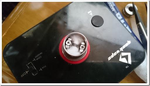 DSC 1063 thumb%25255B2%25255D - 【TIPS】TOPTANKやSUBTANKでドライヒット、美味しく吸えない人向け対処法及びリキ漏れについて少し