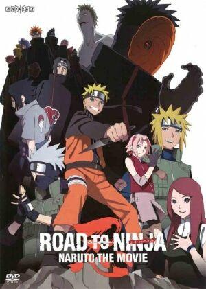 Naruto Shippuuden Movie 6 – Road to Ninja- Naruto Shippuuden Movie 6 – Road to Ninja