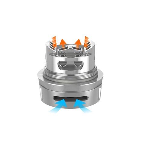 geekvape ammit dual coil rta 4  thumb%25255B3%25255D - 【RTA】「Geekvape AMMIT Dual Coil Version RTA」ポストレスデッキ、シングル/デュアルコイル対応。6ml/3mlタンク切り替えできる万能RTA登場