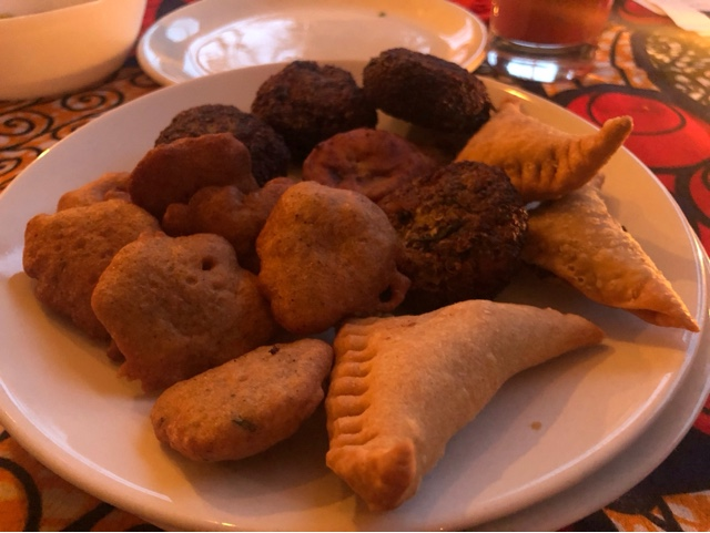 Senegalese Samosa's